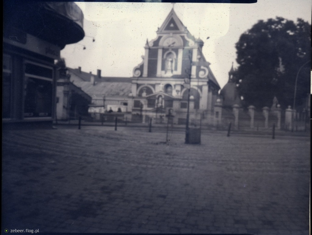 Kościół Reformatów - Przemyśl