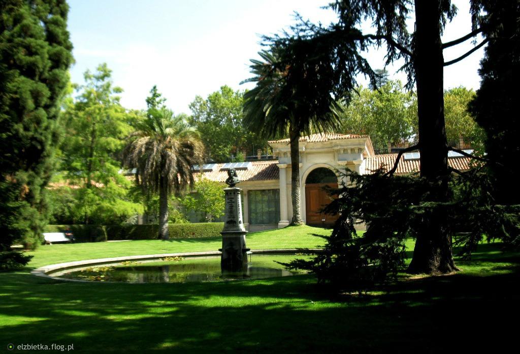 Dla  Zygmunta  w  podziękowaniu  za  miłą  dedykację - Królewski  Ogród  Botaniczny  w  Madrycie.