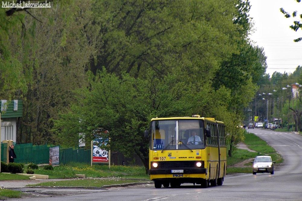 Ikarus 280.70E #107