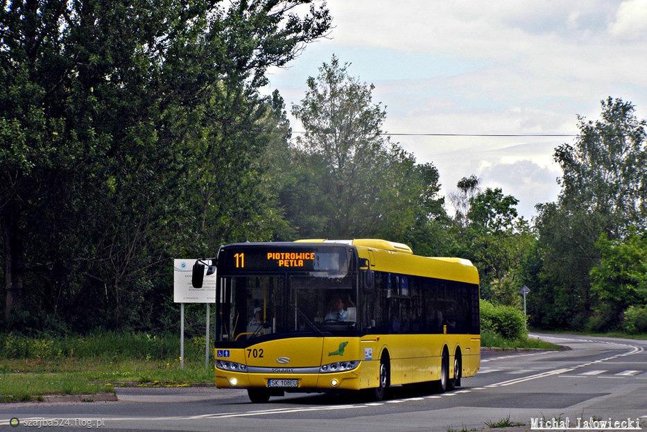 Solaris Urbino 15 #702