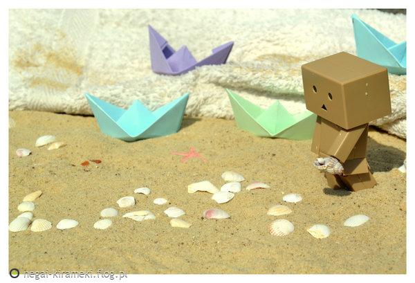 Plażowe inspiracja zakończone