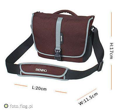 6834d8b10e4a7 Nowe kompaktowe torby fotograficzne Benro - Fotoblog foto.flog.pl