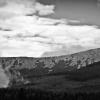...śnieżka i czarny grzbi<br />et - widok od strony karp<br />acza... ::