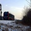 SA135-019 :: 01.02.2014Regio 21318 Opo<br />czno-KoluszkiD29-25Do kol<br />ekcji ;) semafor wjazdowy<br /> stacji Jeleń, od strony
