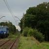 EU07-111E :: 13.08.2014 , D29-159   EU<br />07-111E spółki PKP Cargo <br />przejeżdża przez Warszowi<br />ce i kieruje się w stronę