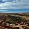 Panoramiczne spojrzenie n<br />a oazę