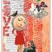 Czerwone Kolaże ::  Journalowe kolaże A4 na <br />czerwono. Pierwszy inspir<br />owany Alicją w krainie cz<br />arów. W tej wersji Ali